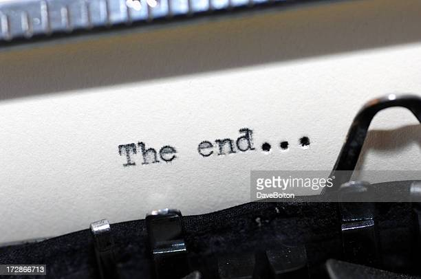 the end - finishing stock pictures, royalty-free photos & images