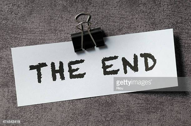 the end - the end stock pictures, royalty-free photos & images