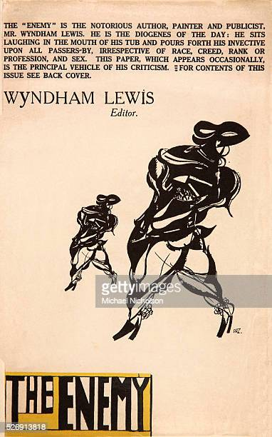 The Enemy was a magazine of social commentary produced and published by Wyndham Lewis between 1927 and 1929