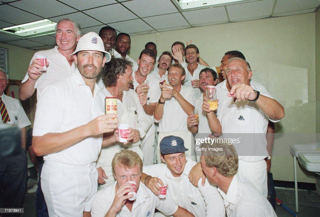 West Indies Vs England : ニュース写真