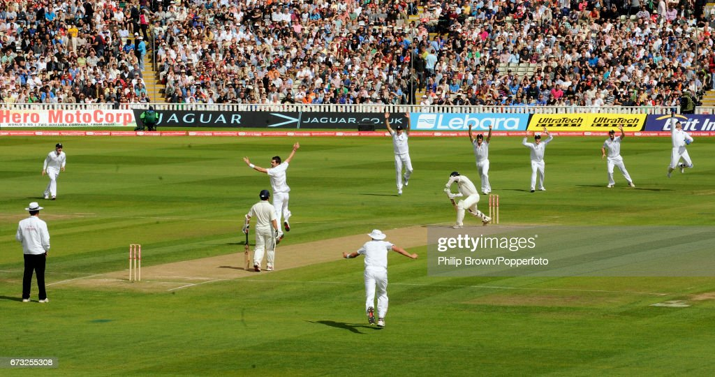 3rd Test Match - England v India : News Photo