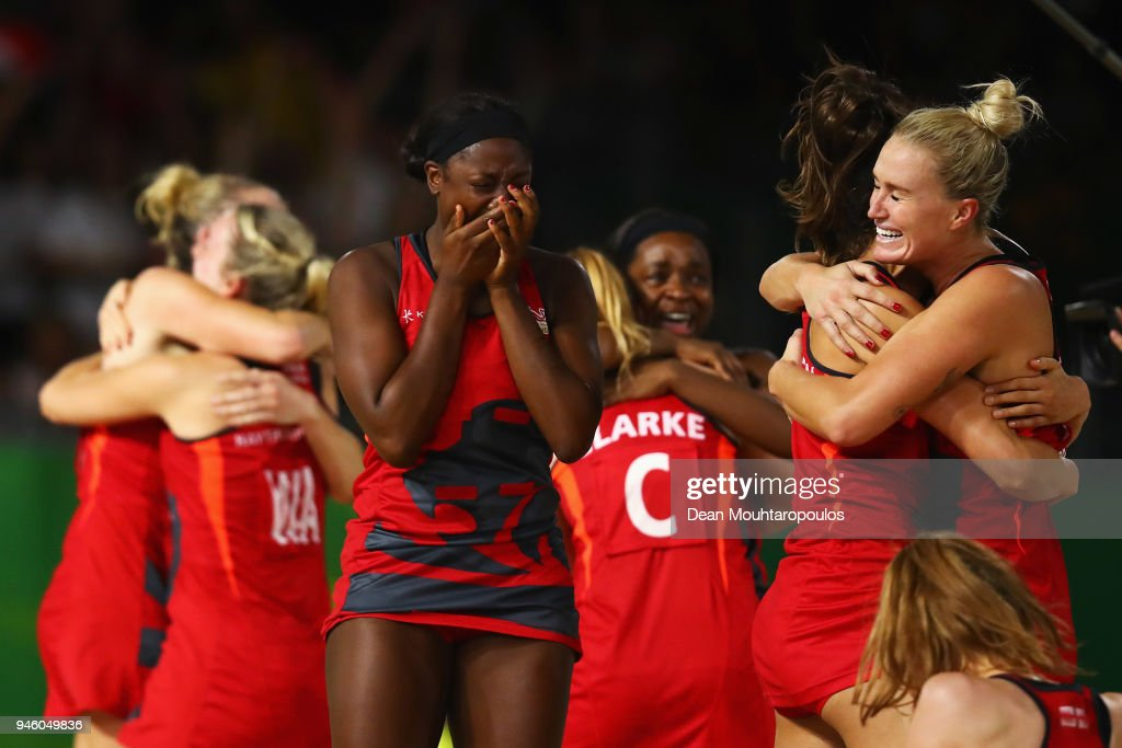 Netball - Commonwealth Games Day 10 : News Photo