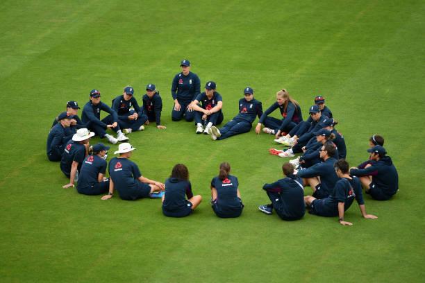 GBR: England Women v Australia Women - Kia Women's Test Match