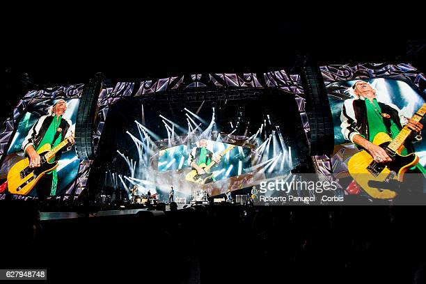 The English Group The Rolling Stones performs in concert at Circus Maximus on June 22, 2014 in Rome, Italy.