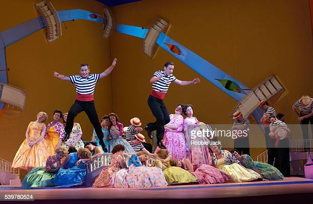 The English National Opera Production of The Gondoliers