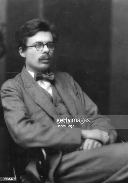 The English novelist and essayist Aldous Huxley Original Publication People Disc HD0103