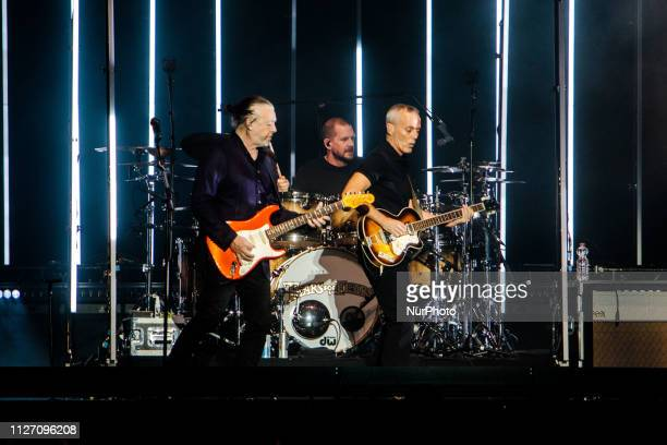 The english pop rock band Tears For Fears performing live at Mediolanum Forum Assago in Milan Italy on 23 February 2019