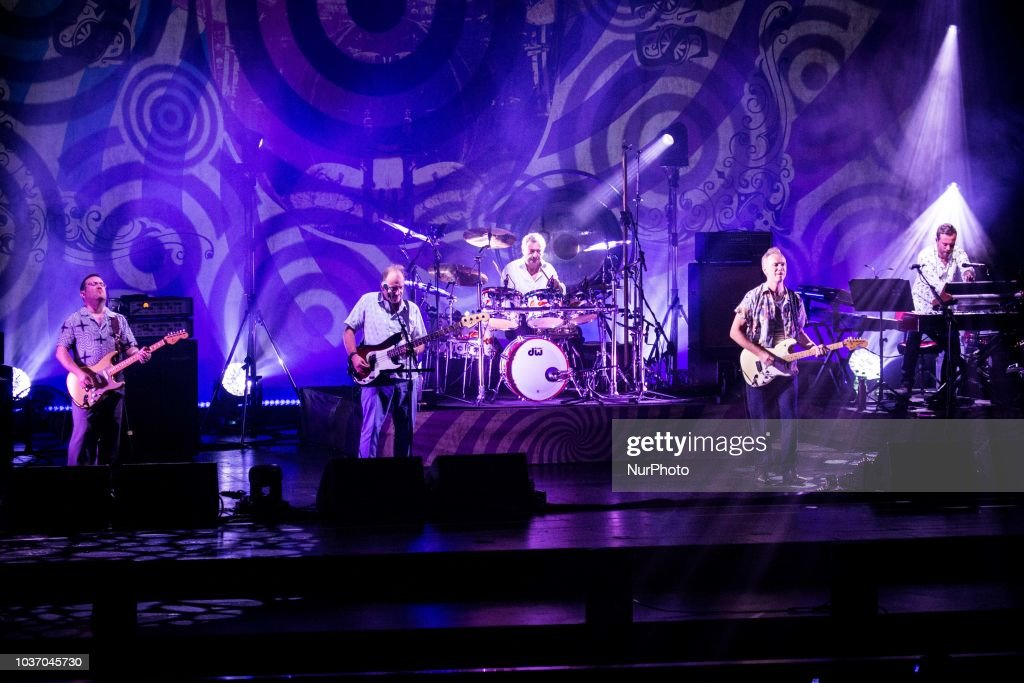 Nick Mason's Saucerful of Secrets Performs In Milan : News Photo