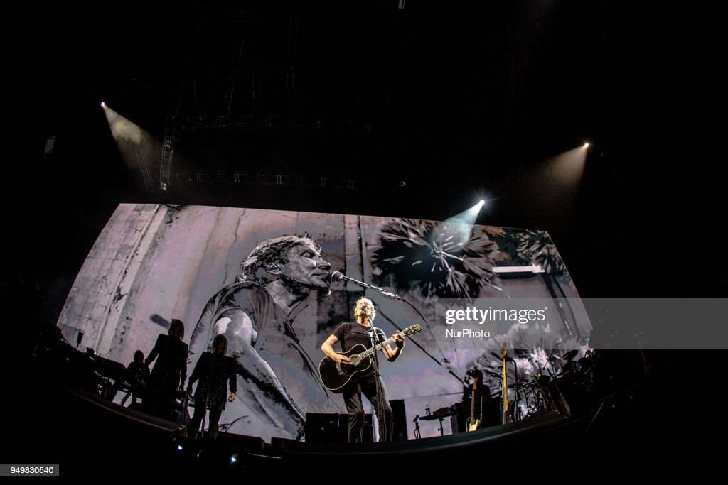 Roger Waters Performs In Bologna : News Photo