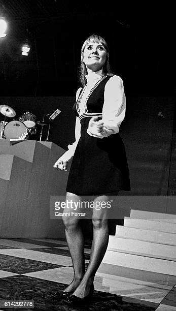 The English singer Lulu Madrid Spain