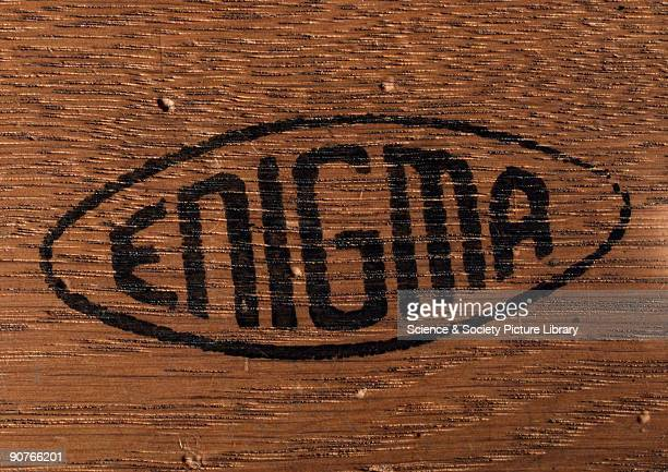 The Enigma machine was patented in 1918 by the German engineer Arthur Scherbius and produced commercially from 1923 The German government impressed...