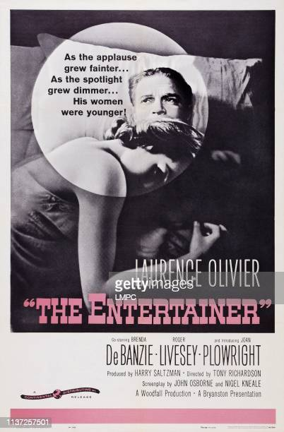 Shirley Anne Field Laurence Olivier 1960