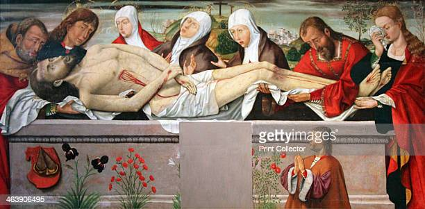 The Entombment of Christ c1490c1500 Found in the collection of The Hermitage St Petersburg
