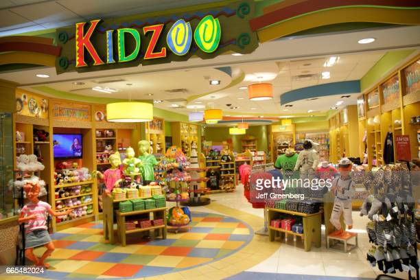 The entrance to KidZoo at George Bush Intercontinental Airport