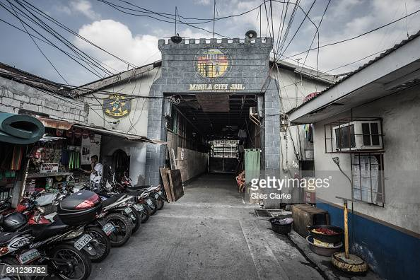 redevelopment of manila city jail Since rodrigo duterte took office, the philippines' prison population has increased by 22% noel cellis photographed quezon city jail in manila, where police arrest nearly 100 drug suspects each day.