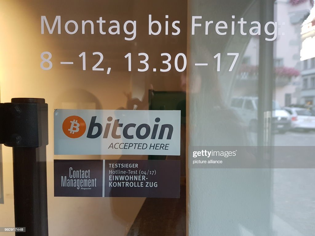Swiss former fishing town aims to be cryptography hotspot : News Photo