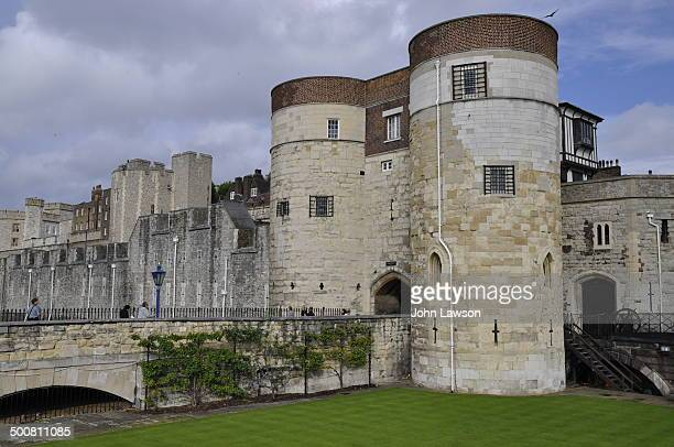 CONTENT] The entrance to the The Tower of London in London England The Tower of London also known as Her Majesty's Royal Palace and Fortress is a...