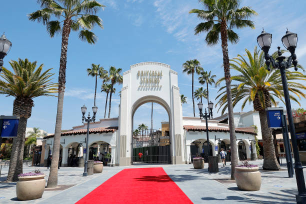 CA: Universal Studios Hollywood Grand Reopening Media Day