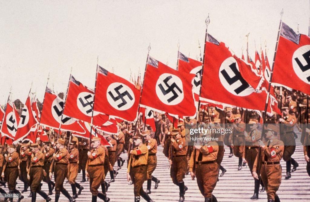 Nazi Rally : Foto jornalística