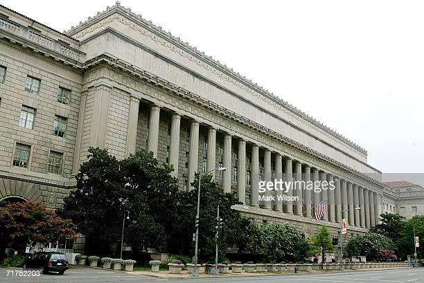 The Environmental Protection Agency building is shown August 30 2006 in Washington DC