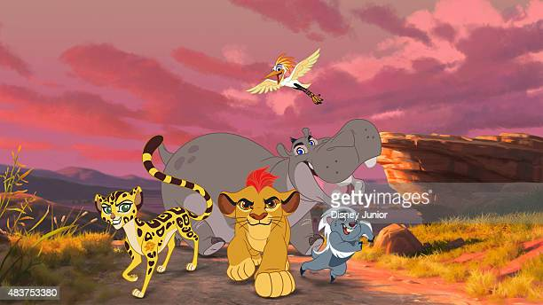 GUARD The epic storytelling of Disney's The Lion King continues with The Lion Guard Return of the Roar a primetime television movie event starring...