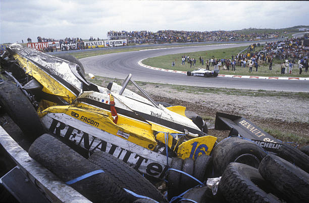 UNS: In The News: F1 Returns To Historic Circuit