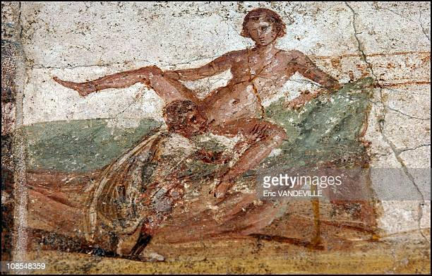 The erotic frescoes of the 'thermal baths of pleasure' in Pompeii are now available to the general audience after years of restoration These frescoes...