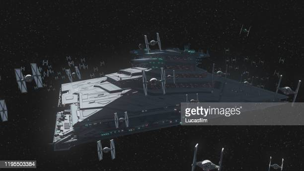"""The Escape"""" - Kaz and Yeager attempt to rescue Tam from the First Order while trying to evade capture on a Star Destroyer. Meanwhile, the Colossus is..."""