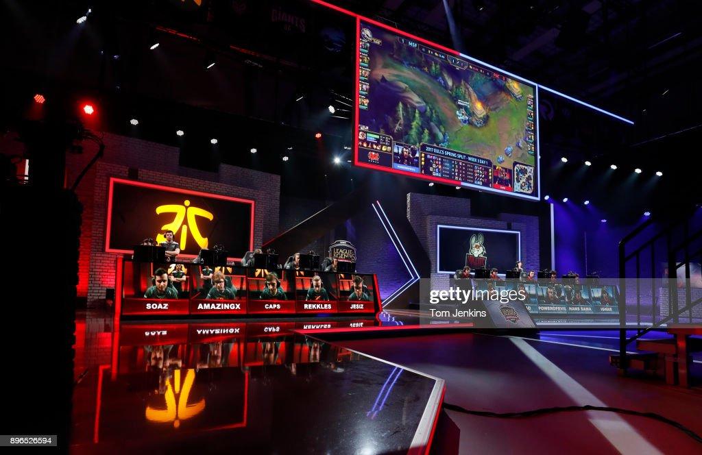 eSports : News Photo