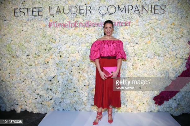 The Estée Lauder Companies' Breast Cancer Campaign Honors Its 26th Anniversary