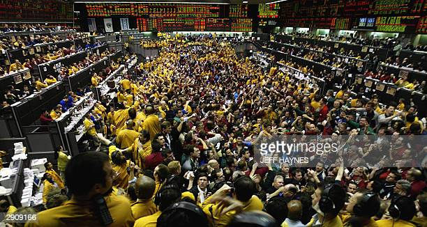 Trading Pits Stock Pictures Royalty Free Photos Images Getty