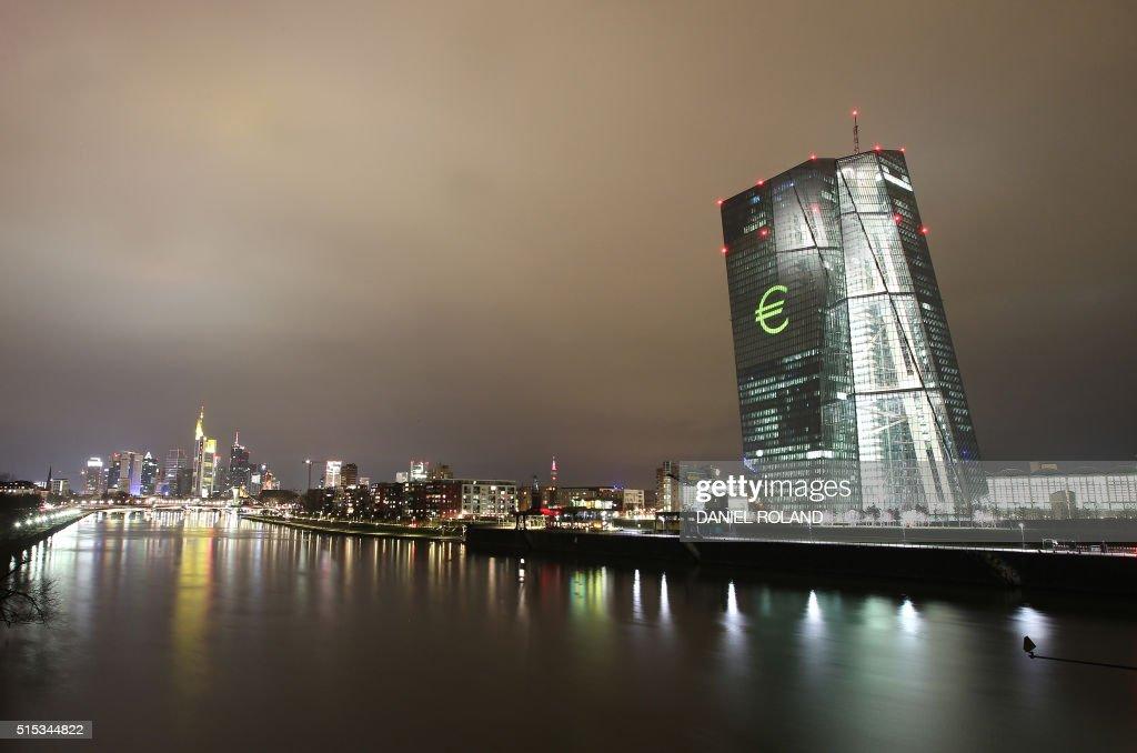 GERMANY-EUROPE-ECB : News Photo