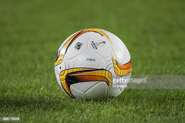 the Europa League ball season 2015/2016 during the UEFA Europa League match between Fenerbahce SK v Molde FK on September 17 2015 at the Sukru...