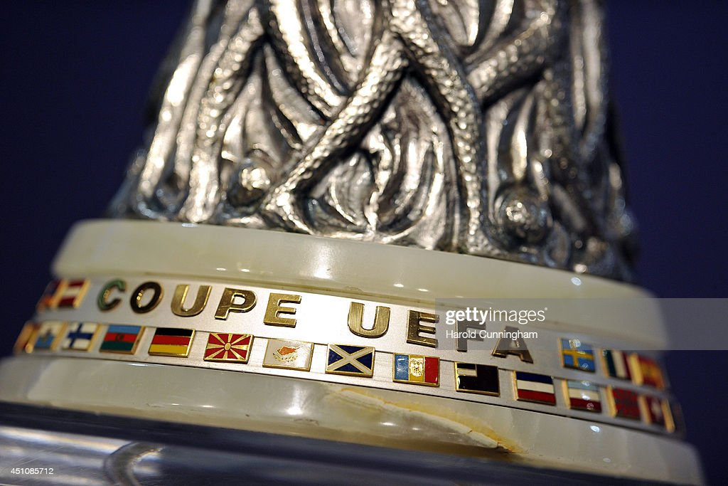 UEFA Champions League and UEFA Europa League 1st and 2nd Qualifying Rounds Draw : News Photo