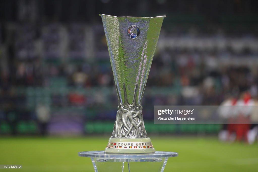 Real Madrid v Atletico Madrid - UEFA Super Cup : News Photo