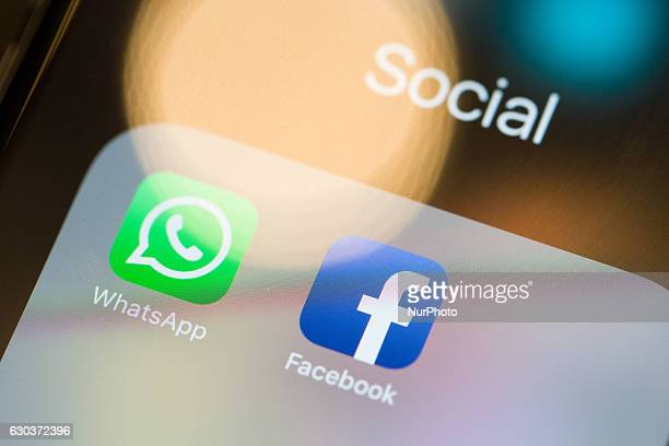 The European Commission is investigating potentially false claims that Facebook cannot merge user information from the messaging network WhatsApp...