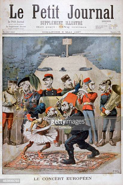 'The European concert 1897' Satire relating to the GrecoTurkish War of 1897 Also called the Thirty Days' War the conflict began after Greece's...