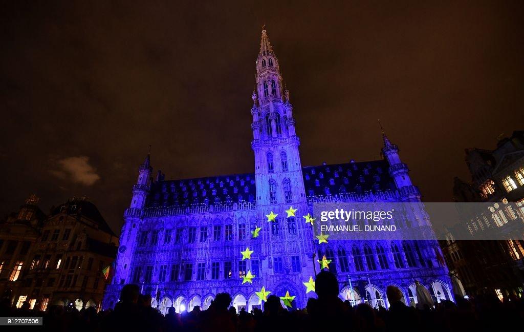 BELGIUM-EU-CULTURE-ART : News Photo