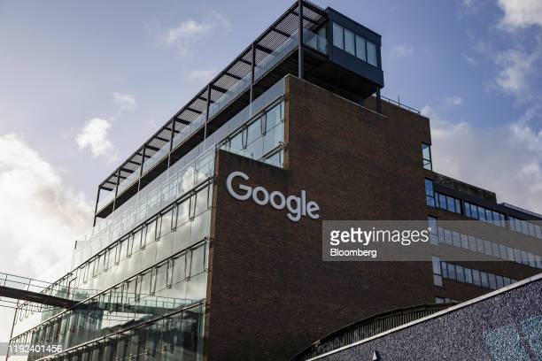 The European headquarters building of Google Inc stands in Dublin Ireland on Monday Jan 6 2020 Ireland issued a record number ofpassportsin 2019 as...
