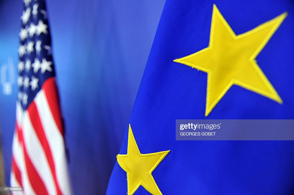 BELGIUM-EU-US-TRADE : News Photo