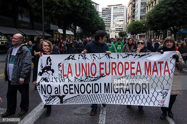 The European Union kills.