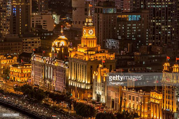 The Evening of Shanghai