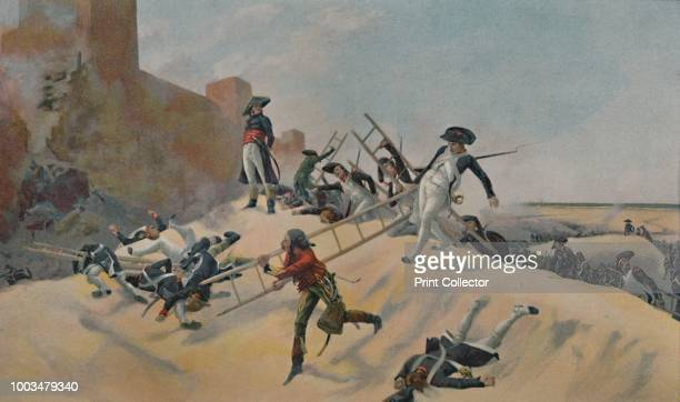 The Example Kleber at the Assault of Acre' General Kléber French general during the French Revolutionary Wars The unsuccessful siege of Acre of 1799...