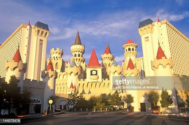 The Excalibur Hotel and Casino Las Vegas NV
