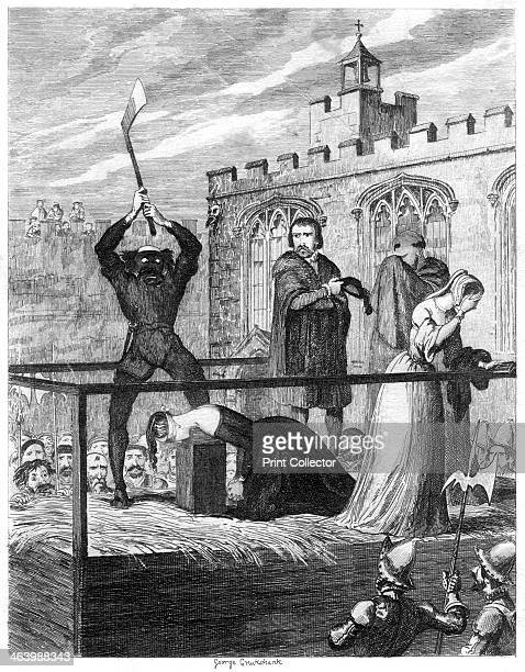 The execution of Lady Jane Grey 1554 A grandniece of Henry VIII Jane was proclaimed queen on Edward VI's death in 1553 in an attempt to secure a...