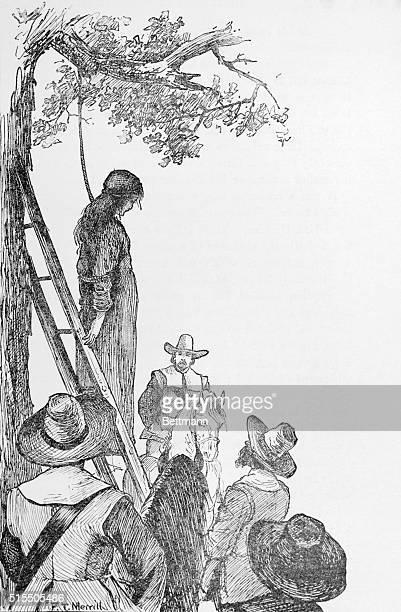 The Execution OF Mrs Hibbins