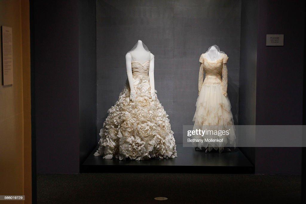 The exhibition \'I Do! I Do! II\' at the Pasadena Museum of History ...