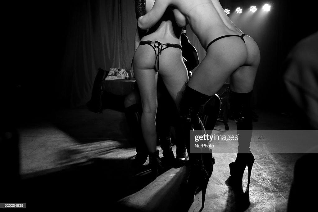 Photography exhibits erotic