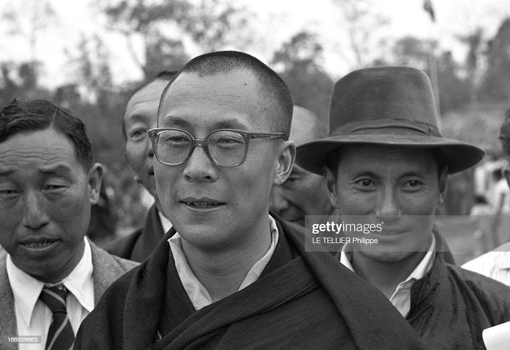 The Exile Of Dalai Lama In India : News Photo