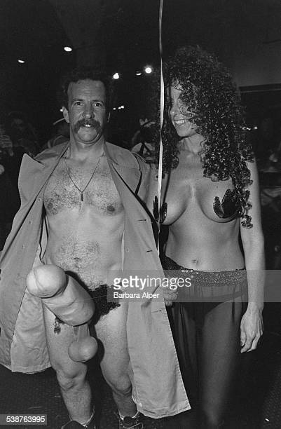 The Exotic Erotic Ball in San Francisco California 26th October 1991